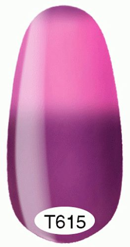 Thermo gel polish №T615 12 мл