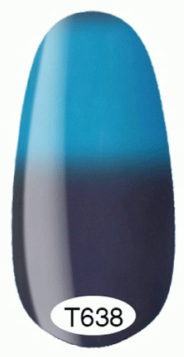 Thermo gel polish №T638 12 мл
