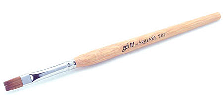 Gel It Square Gel Brush #907