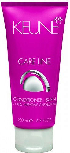 Keratin Curl Conditioner 200 мл