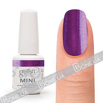 Gelish MINI Berry Buttoned Up 9 мл