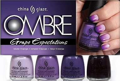 OMBRE Grape Expectations