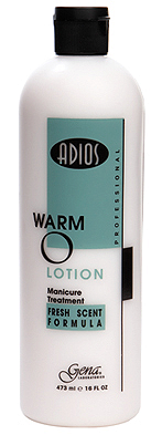 Warm O Lotion Fresh Scent 473 мл