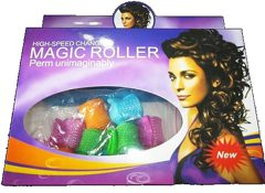 Magic roller perm unimaginably