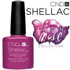 Shellac Butterfly Queen 7.3 мл