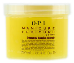 Manicure and Pedicure Scrub Lemon Tonic 750 мл