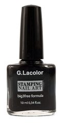 Stamping Nail Art Lacquer 001 10 мл