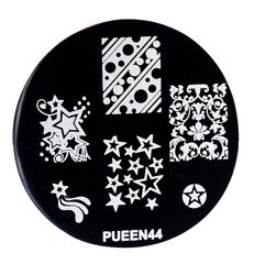 Disk for stamping Pueen № 44