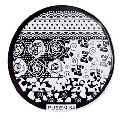 Disk for stamping Pueen № 64