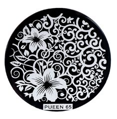 Disk for stamping Pueen № 65