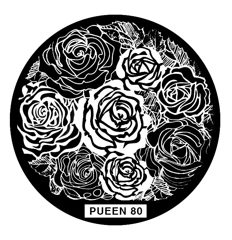 Disk for stamping Pueen № 80