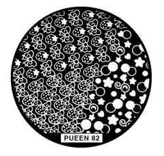 Disk for stamping Pueen № 82