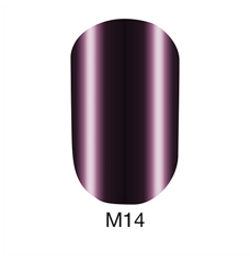 Gel Polish Metallic Collection M14 6 мл