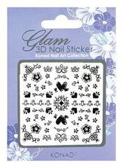 Glam 3D Nail Sticker 2