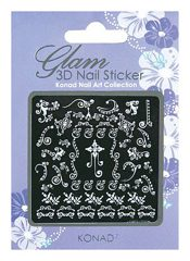 Glam 3D Nail Sticker 29
