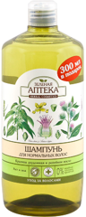 Shampoo for Normal hair Nettle and Burdock oil 1000 ml