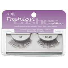 Fashion Lashes 105 Demi Black