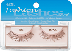 Fashion Lashes 108 Demi Black