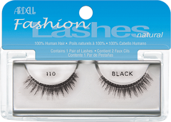 Fashion Lashes 110 Demi Black