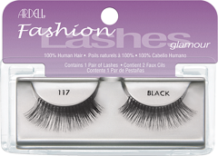 Fashion Lashes 117 Demi Black
