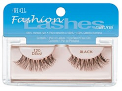 Fashion Lashes 120 Demi Black