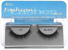 Fashion Lashes 131 Demi Black