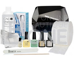 Shellac Professional Kit with CCFL-LED 36 Вт