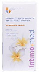 Intimo+med Milk for Intimate Hygiene 250мл