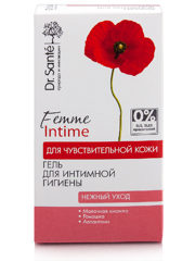 "Gel for Intimate Hygiene ""Gentle Care"" for Sensitive Skin 230мл"