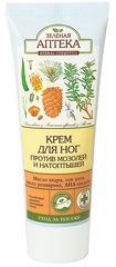 Foot Cream Against Calluses and Corns Tuba 75мл
