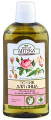 Tonic for Mature Skin Rose Water and Almond Oil 200мл