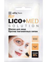 Lico+Med Face Mask Against Age Spots 20мл
