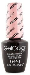 GelColor Are We There Yet? Pastel 15мл
