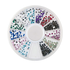Rhinestone Carousel Color