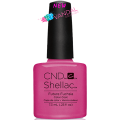 Shellac Future Fuchsia 7,3 мл
