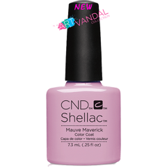 Shellac Mauve Maveric 7,3 мл