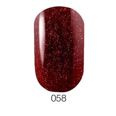 UV Gel Polish GO 058 5,8 мл