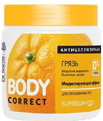 "Body Correct Dirt ""Anti-Cellulite"" 500мл"