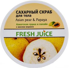 Sugar Body Scrub Asian Pear & Papaya 225мл