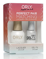Set Gel-Polish and Lacquer White Tips 9мл/18мл