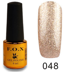 Gel Polish Gold Pigment №048 6 мл