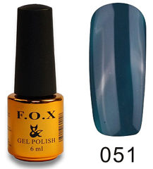 Gel Polish Gold Pigment №051 6 мл