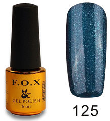 Gel Polish Gold Pigment №125 6 мл
