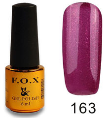 Gel Polish Gold Pigment №163 6 мл