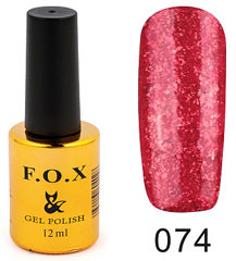 Gel Polish Gold Pigment 074 12 мл