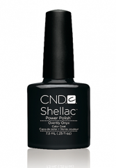 Shellac Overtly Onyx 7,3 мл