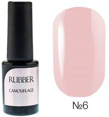 Rubber Comouflage Base Coat №6 6мл