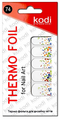 Thermo Foil For Nail Art №74