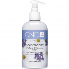 Scentsations Wildflower & Chamomile Lotion 245 мл
