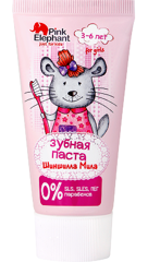 "Toothpaste ""Chinchilla Mila"" 50 мл"